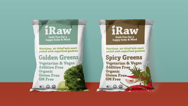 iRaw Healthy Habits